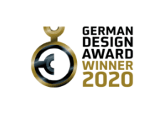 GERMAN DESING AWARD WINNER 2020